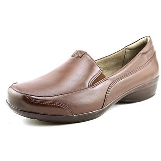 Naturalizer Channing N/S Round Toe Leather Loafer