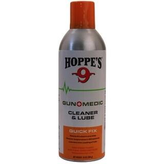Hoppes gm2 hoppes gm2 gun medic cleaner + lube 10 oz