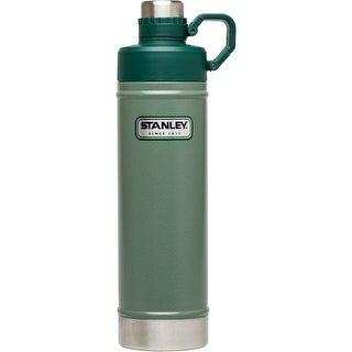 Stanley Vacuum Water Bottle 750mL - hammertone green