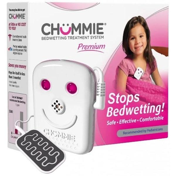 Chummie Premium Bedwetting Alarm for Deep Sleepers - Award Winning