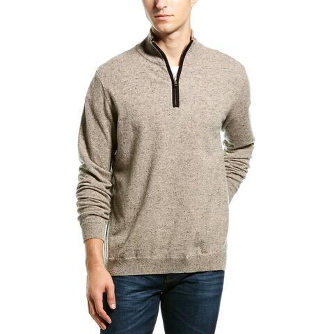 Autumn Cashmere 1/2-Zip Pullover