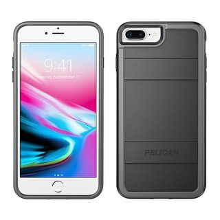 Pelican Cell Phone Case for Apple iPhone 6/6s/7/iPhone 8 Plus - Black