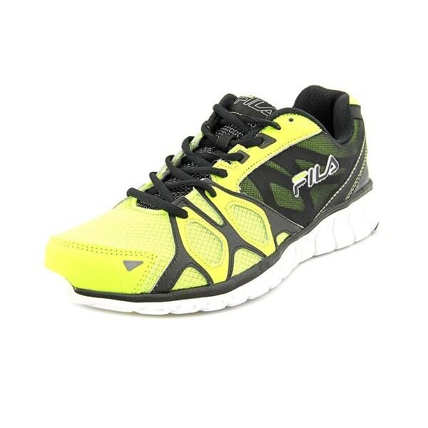 Fila Shadow Sprinter Mens NeoGrn/Blk/Wht Running Shoes