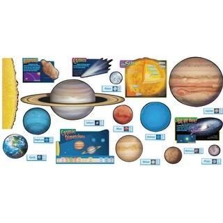 Trend Enterprises Solar System Design Bulletin Board Set