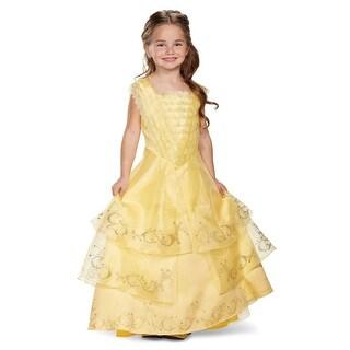 Belle Ball Gown Prestige Girls Costume