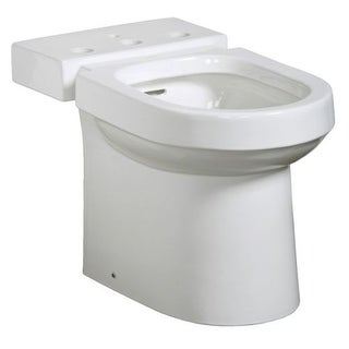 Danze DC034110 Ziga Zaga Bidet with Vertical Spray and 4 Holes Drilled