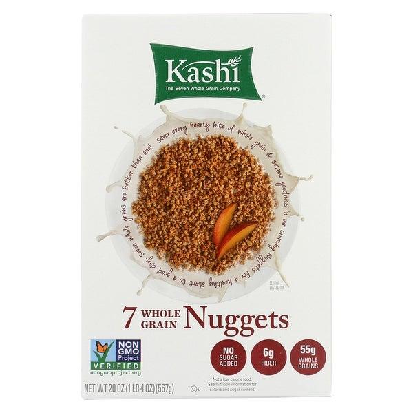Kashi 7 Whole Grain NUGGet - Case of 12 - 20 oz.