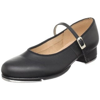 Bloch Womens Leather Mary Janes Tap Shoes - 4 narrow (aan)