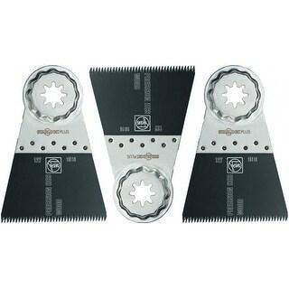 "Fein 63502127270 StarlockPlus Precision Oscillating Blades, 2-9/16"" x 2-1/2"""