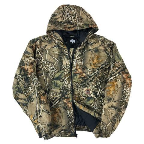 Buffalo Outdoors Camo Winter Jacket