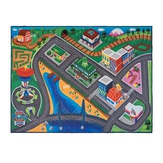 "Paw Patrol Game Area Rug (2'6""x3'7"") by Gertmenian - 3'6"""
