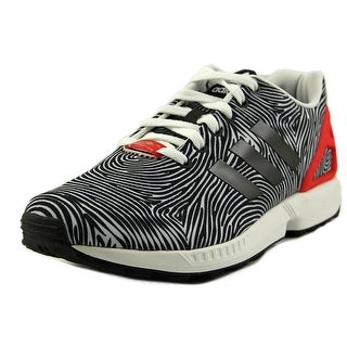 Adidas ZX Flux   Round Toe Synthetic  Sneakers