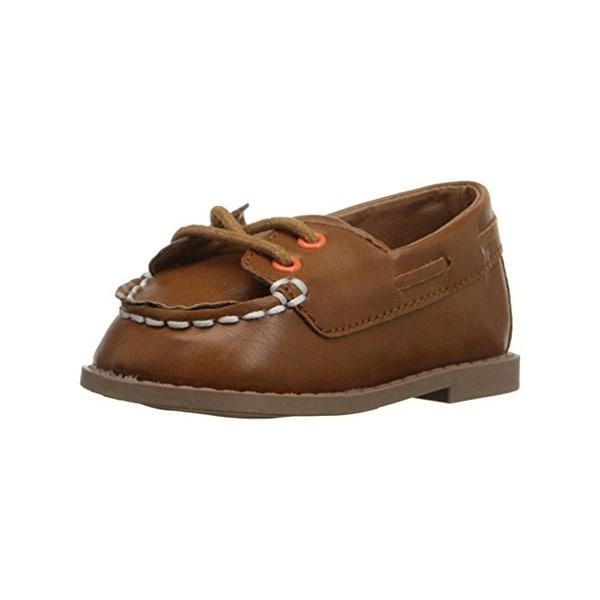 Rugged Bear Boys Boat Shoes Lace Up