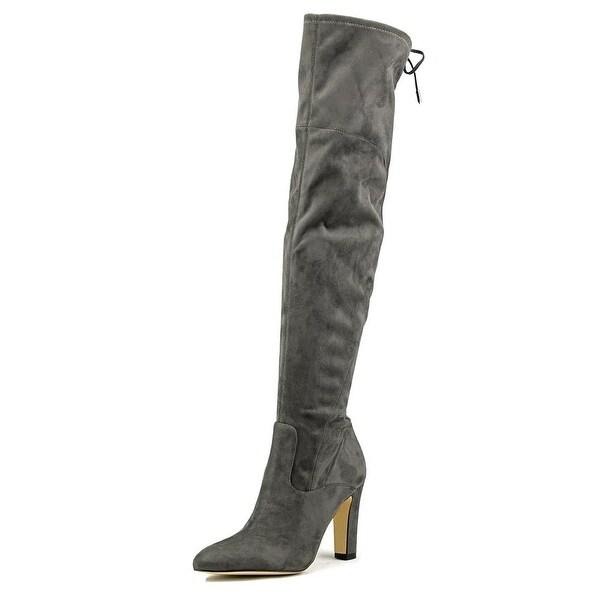 Ivanka Trump Smith Women Gray Boots