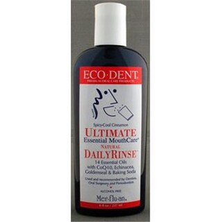 Eco-Dent Spicy-Cool Cinnamon 8 fl. oz. Ultimate Essential MouthCare