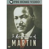 In Remembrance of Martin - DVD
