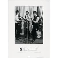 ''The Beatles'' by Anon Music Art Print (27.5 x 19.75 in.)