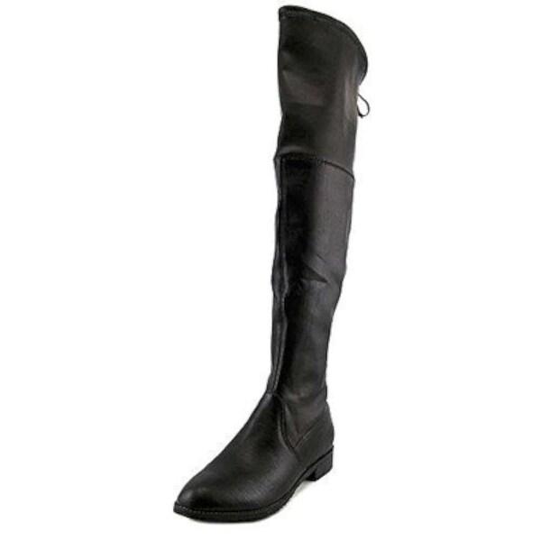 Unisa Womens Adivan 3 Closed Toe Over Knee Fashion Boots - 9