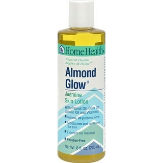 Home Health - Jasmine Almond Glow Skin Lotion ( 2 - 8 FZ)