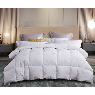 Link to Martha Stewart White Feather and Down Comforter Similar Items in Comforters & Duvet Inserts