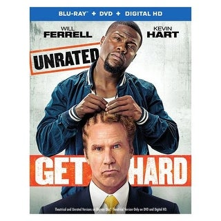 GET HARD (BLU-RAY/DVD/ULTRA VIOLET/HD/UNRATED/2 DISC)