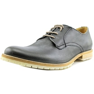Steve Madden Fleming Round Toe Leather Oxford