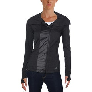 New Balance Womens Athletic Jacket Fitness Running