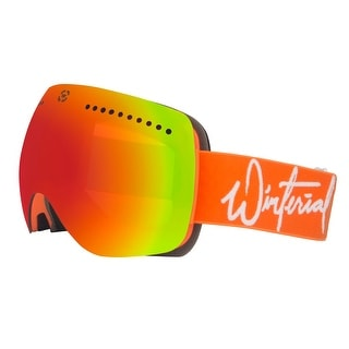 Winterial WNM3 Signature Magnetic Ski Goggles / Snowboard / Frameless / Interchangeable Lens INCLUDED!
