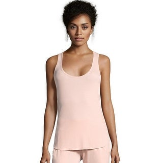 Maidenform Rib Tank - Color - Peach Whip - Size - M