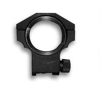 30mm Ring Ruger, Low, Black