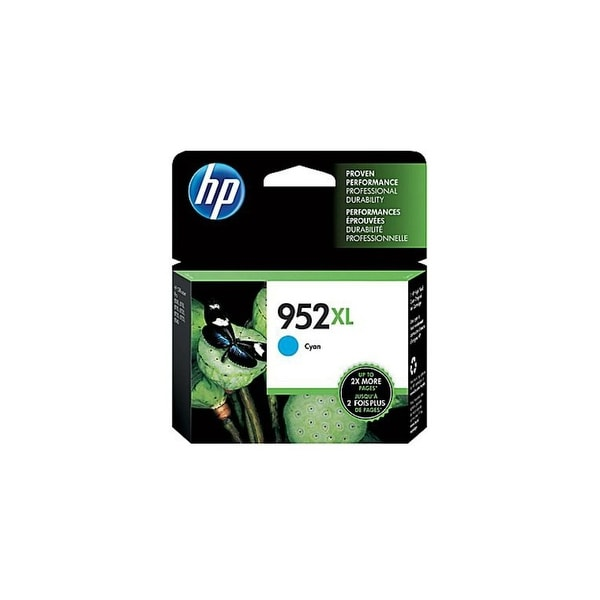 HP 952XL High Yield Magenta Original Ink Cartridge (L0S61AN)(Single Pack)