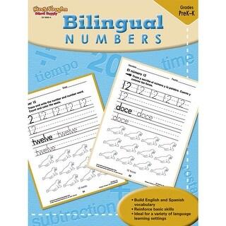 Bilingual Math Numbers