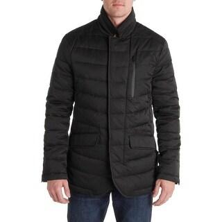 Tahari Mens Quilted Coat Winter Down