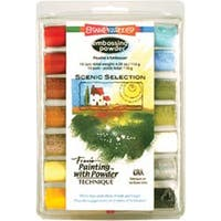 Scenic Selection - Stampendous Embossing Powder Kit 14/Pkg