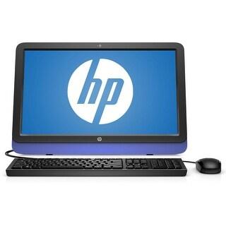 "HP 22-3130 TouchSmart 22"" AIO Desktop AMD A6-6310 1.8GHz 4GB 1TB Windows 10"