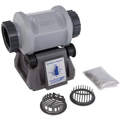 Bti 909544 frankford platinum series rotary tumbler 7l