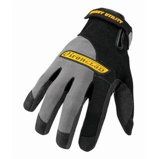 Ironclad HUG-06-XXL Heavy Utility Glove, Black & Grey