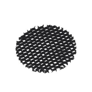Tech Lighting 700A03-20  Eggcrate Louver for Par20 Bulb - - Black