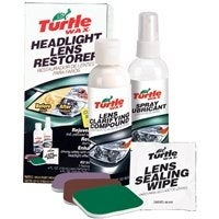 Turtle Wax T240KT Headlight Lens Restorer Kit