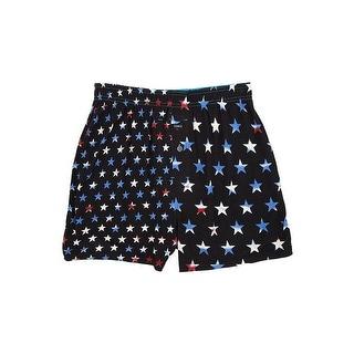 Stance Mens Formation Stars Boxers Underwear - Black