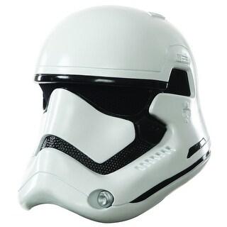 Star Wars The Force Awakens Child Costume Accessory Stormtrooper 2-Piece Helmet