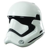 Star Wars The Force Awakens Child Costume Accessory Stormtrooper 2-Piece Helmet - White