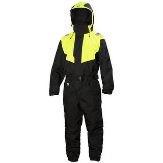 Helly Hansen Work Coveralls Mens Leknes Suit Reflective Hooded 71623