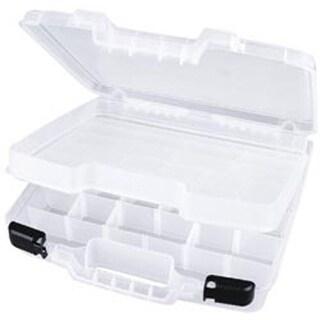 "15""X3.25""X14.375"" Translucent - Artbin Quick View Deep Base Carrying Case"