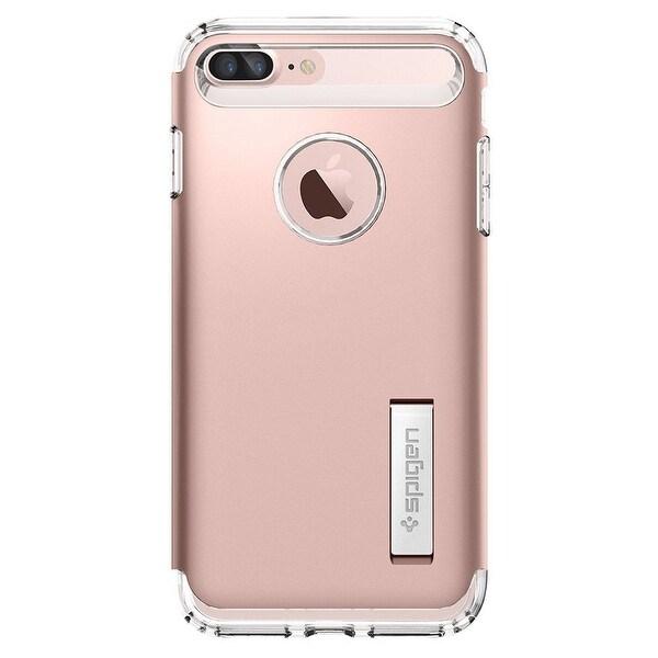 Spigen Slim Armor Case for iPhone 7 Plus - Rose Gold