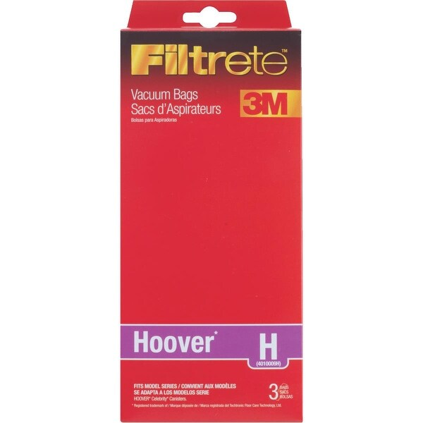 3m Hoover H Vacuum Bag