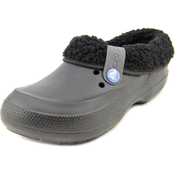 38988e4a56240 Shop Crocs Blitzen II Clog Black/Black Clog Mules - Free Shipping On ...