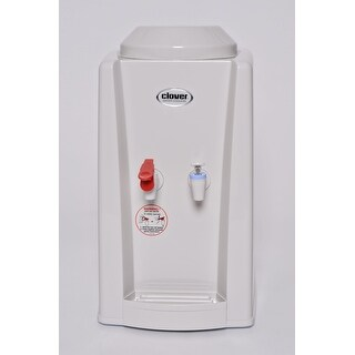 Clover B9A-POU Hot and Cold Countertop Point of Use Water Dispenser - White