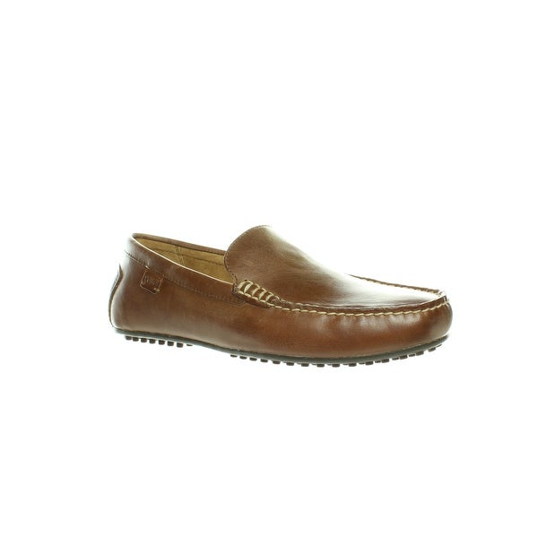 242e92b15aea3 Shop Ralph Lauren Mens Woodley Polo Tan Loafers Size 10.5 - Free ...