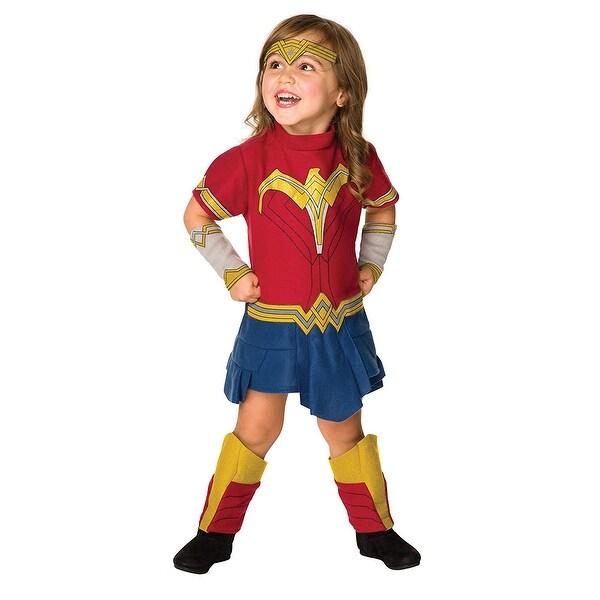 Shop Justice League Movie Wonder Woman Romper Costume -2101